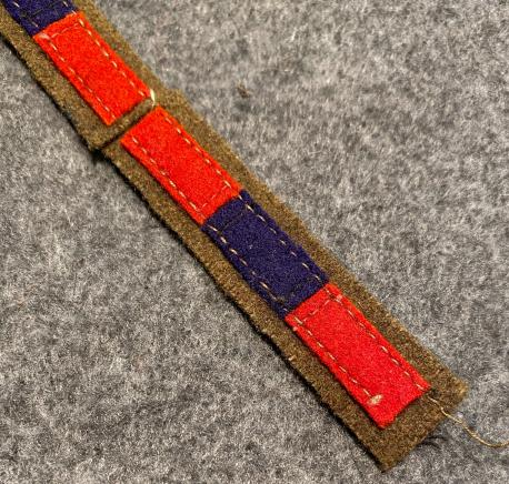 RAOC Arm Of Service Strips
